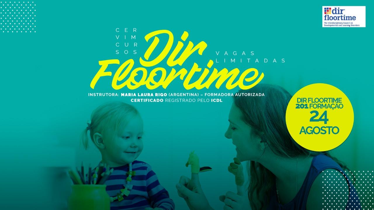 Curso Dir Floortime 201 Formação